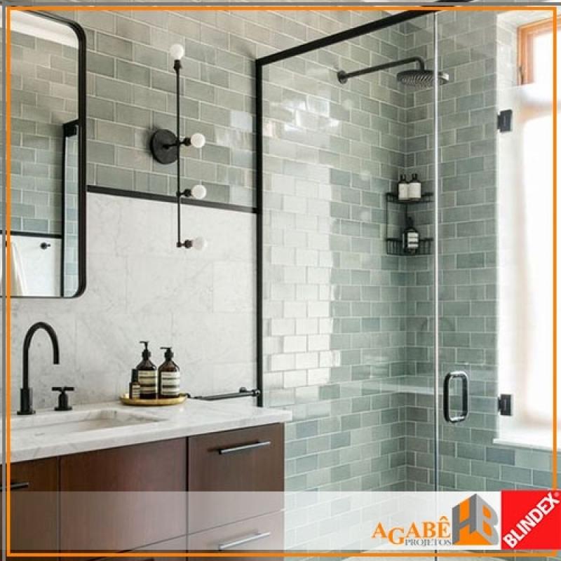 2aac1481172521 Box de Banheiro Blindex Preço Jabaquara - Box de Banheiro Alumínio ...