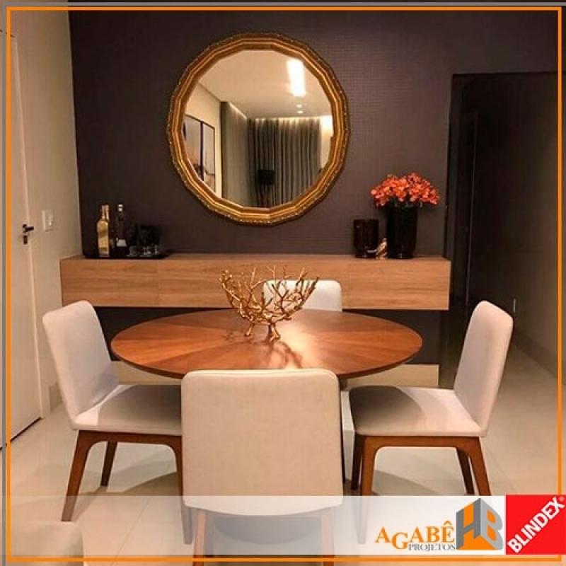 Espelho Decorativo Cozinha Moema - Espelho Decorativo para Sala