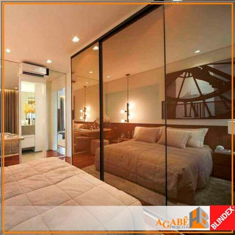 Espelhos de Vidro Preço Jardim Europa - Espelho para Quarto