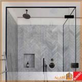 box de banheiro vidro preço Alphaville