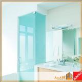 box de vidro banheiro pequeno mais barato Alphaville