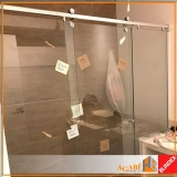 box de vidro com alumínio mais barato Fazenda Boa Vista