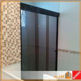 box de vidro para banheiro Vila Andrade