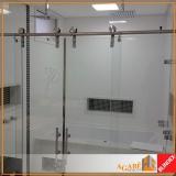 box de vidros banheiro Higienópolis