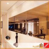 espelho decorativo banheiro barato Higienópolis