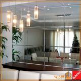 espelho decorativo diagonal Alphaville