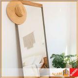 espelho decorativo parede preço Moema