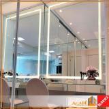 espelho prata bisotado