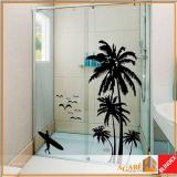 onde encontro box de vidro para banheiro Vila Mascote