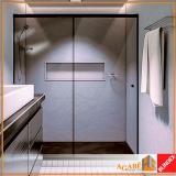 preço de box blindex banheiro Vila Mariana