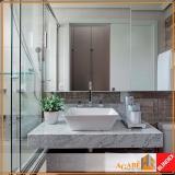 qual o preço de espelho para banheiro Vila Mascote