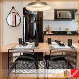 quanto custa espelho decorativo cozinha Campo Belo