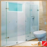 valor de box blindex para banheiro Campo Belo