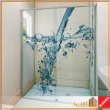 valor de box de vidro para banheiro Morumbi